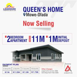 2 bedroom Detached Bungalow for sale Mowe, Lagos Ibadan Expressway Arepo Ogun