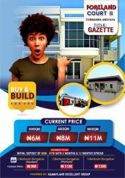 2 bedroom Semi Detached Bungalow for sale Foreland Court 2 Awoyaya Ajah Lagos