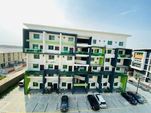 2 bedroom Blocks of Flats House for rent Richmond Estate Ikate Lekki Lagos