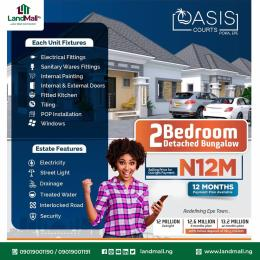 2 bedroom House for sale Epe Road Epe Lagos