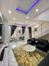 2 bedroom Semi Detached Duplex House for shortlet Conservation chevron Lekki Lagos