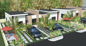 2 bedroom Terraced Bungalow House for sale Km 53/55 Lagos-Ibadan Expressway, before Sagamu Interchange) Sagamu Sagamu Ogun