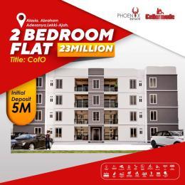 2 bedroom House for sale Abraham adesanya estate Ajah Lagos