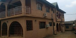 2 bedroom Blocks of Flats House for rent Ogunyeye Street  Agric Ikorodu Lagos