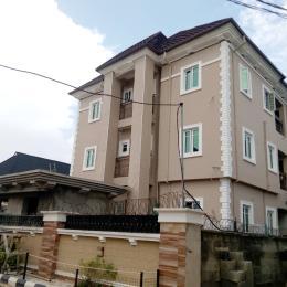 2 bedroom Blocks of Flats for rent Banana Layout Estate Bucknor/isheri Bridge. Bucknor Isolo Lagos