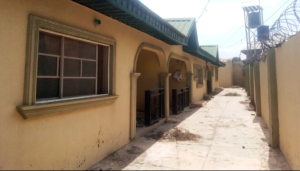 2 bedroom Flat / Apartment for rent HALLELUYAH ESTATE Osogbo Osun