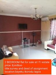 2 bedroom Terraced Bungalow House for sale L F I ESTATE  Igbogbo Ikorodu Lagos