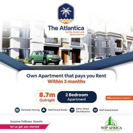 Flat / Apartment for sale Beside Lekki Free Trade Zone & opposite Eko Tourist & Resort Center Free Trade Zone Ibeju-Lekki Lagos