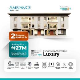 2 bedroom Flat / Apartment for sale By Abraham Adesanya Ajiwe Ajah Lagos