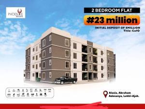 2 bedroom Mini flat Flat / Apartment for sale Abraham adesanya estate Ajah Lagos