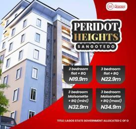 2 bedroom Flat / Apartment for sale Skyeview Housing Scheme, Adjacent Novare Mall, Sangotedo Lagos