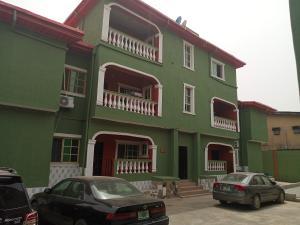 2 bedroom Flat / Apartment for rent Off Ago Palace Ago palace Okota Lagos