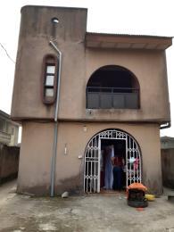 4 bedroom Mini flat Flat / Apartment for sale 24, James ademola ajayi street, aboru, IYANA ipaja, alimosho Lagos Iyana Ipaja Ipaja Lagos