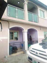2 bedroom Flat / Apartment for rent Arowojobe street Arowojobe Oshodi Lagos