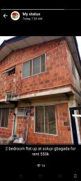2 bedroom Flat / Apartment for rent Soluyi gbagada Soluyi Gbagada Lagos