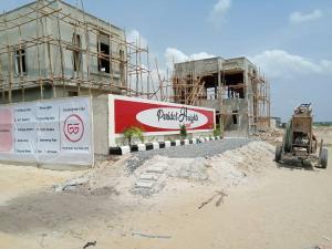 3 bedroom Self Contain for sale Adjacent Novare Mall(shoprite) Sangotedo Lagos