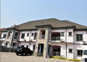 2 bedroom Mini flat Flat / Apartment for shortlet Plot 414, Femi Kila street, Off Obafemi Awolowo, by Lento Aluminum, Jabi-Abuja. Jabi Abuja