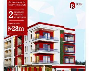 2 bedroom Mini flat Flat / Apartment for sale Ruby Apartment, Off Lekki Epe Expressway Ologolo Lekki Lagos