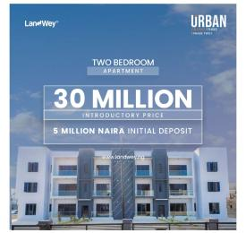 2 bedroom Blocks of Flats House for sale Ogombo road Abraham adesanya Ajah Lagos Ogombo Ajah Lagos