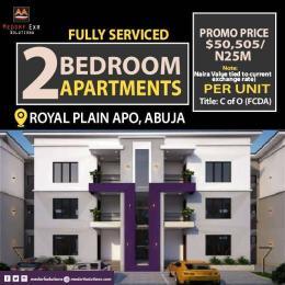 2 bedroom Blocks of Flats House for sale Apo Abuja