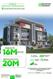 2 bedroom Mini flat Flat / Apartment for sale MKH Apartments, Fidiso Estate, Beside Amity Estate Abijo Ajah Lagos