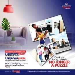 2 bedroom Detached Bungalow for sale Oshokoro Free Trade Zone Ibeju-Lekki Lagos