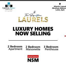 Massionette House for sale Atlantic Layout Estate, Abraham Adesanya  Lekki Lagos