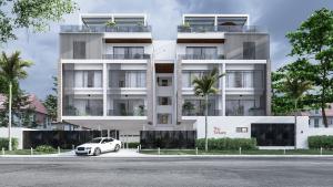 2 bedroom Massionette House for sale Lekki Phase 1 Lekki Lagos