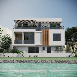 2 bedroom Massionette House for sale Orchid Road chevron Lekki Lagos