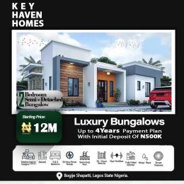 2 bedroom Semi Detached Bungalow House for sale Bogije Sangotedo Lagos