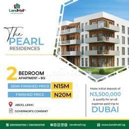 2 bedroom House for sale Abijo Gra Lekki Lagos