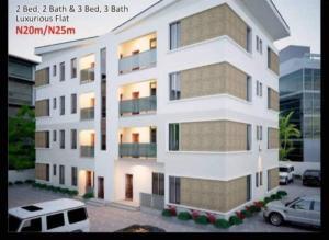 2 bedroom Blocks of Flats House for sale Amen Estate Phase 2, Along Eleko Beach Road Eleko Ibeju-Lekki Lagos