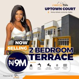 2 bedroom Terraced Duplex House for sale Moniya Ibadan Oyo