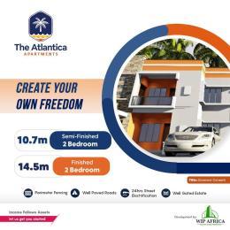 2 bedroom Terraced Duplex House for sale Eko Tourist And Resort Center Free Trade Zone Ibeju-Lekki Lagos