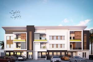 2 bedroom Terraced Duplex House for sale Ocean Palm Estate Sangotedo Ajah Lagos