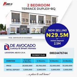 2 bedroom Terraced Duplex House for sale Gra Abijo Ajah Lagos