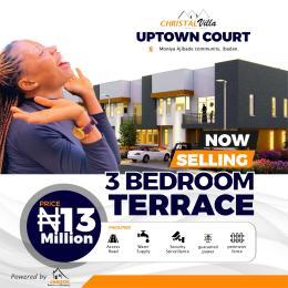 3 bedroom Terraced Duplex House for sale Ibadan Oyo