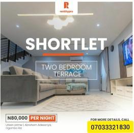 2 bedroom Terraced Duplex House for shortlet Ogombo Road, Abraham Adesanya Abraham adesanya estate Ajah Lagos