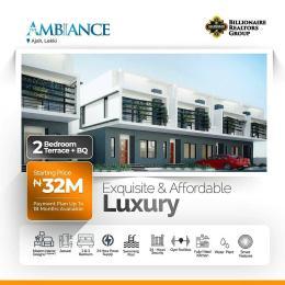 2 bedroom Terraced Duplex House for sale Atlantic Layout Estate Ajiwe Ajah Lagos