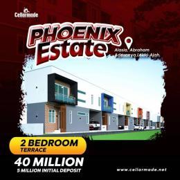 2 bedroom Terraced Duplex for sale Alaska Abraham Adesanya Lekki Phase 1 Lekki Lagos