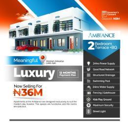 2 bedroom Terraced Duplex House for sale Abraham adesanya estate Ajah Lagos
