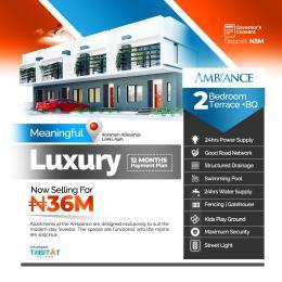 2 bedroom Terraced Duplex House for sale Ambiance Estate Abraham adesanya estate Ajah Lagos