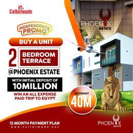 2 bedroom Terraced Duplex for sale Lagos Business School. Abraham adesanya estate Ajah Lagos