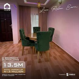 2 bedroom Terraced Bungalow for sale The Aces, Ibowon Epe Lagos