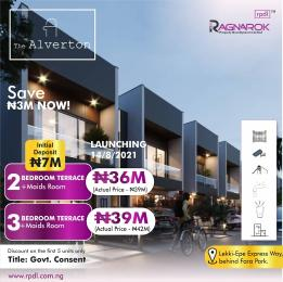 House for sale Off Lekki-Epe Expressway Ajah Lagos