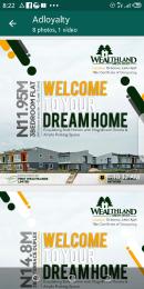 Detached Duplex House for sale Very Close To The Shoprite Ajah  Abraham adesanya estate Ajah Lagos