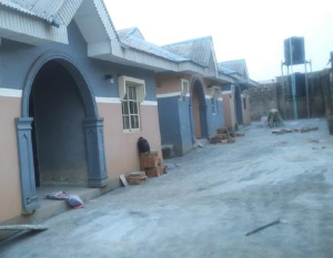 2 bedroom Detached Bungalow House for rent House 6, by Sandra's House by Queen Hospital, Ilaro Papalanto Ewekoro Ogun