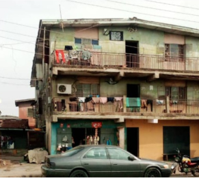 10 bedroom Blocks of Flats House for sale Ojota Ojota Lagos