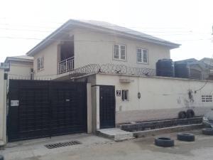 Blocks of Flats House for sale .. Iwaya Yaba Lagos
