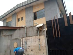 4 bedroom Blocks of Flats House for sale Babayemi street off Amoo street Oko oba Agege Lagos